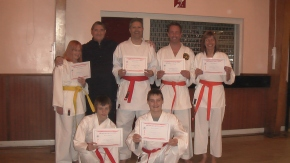 Winsford & Middlewich Kyu Gardings November 2010