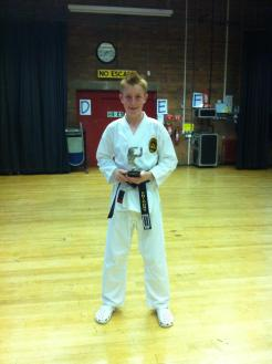 September 2011 AMA Competition Anthony Robson